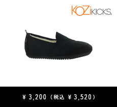 KOZiKICKS Black